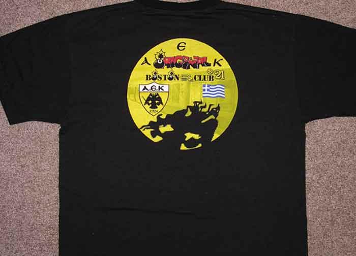 Original 21 Boston Club T Shirts